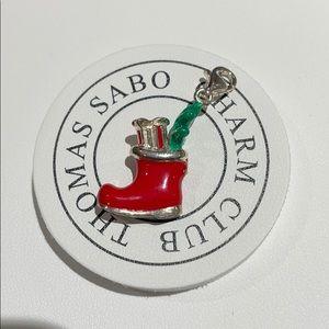 Thomas Sabo stocking charm